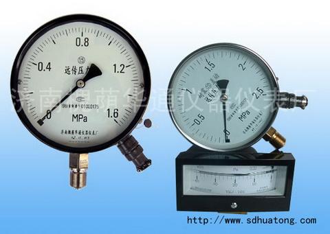 高压耐震压力表